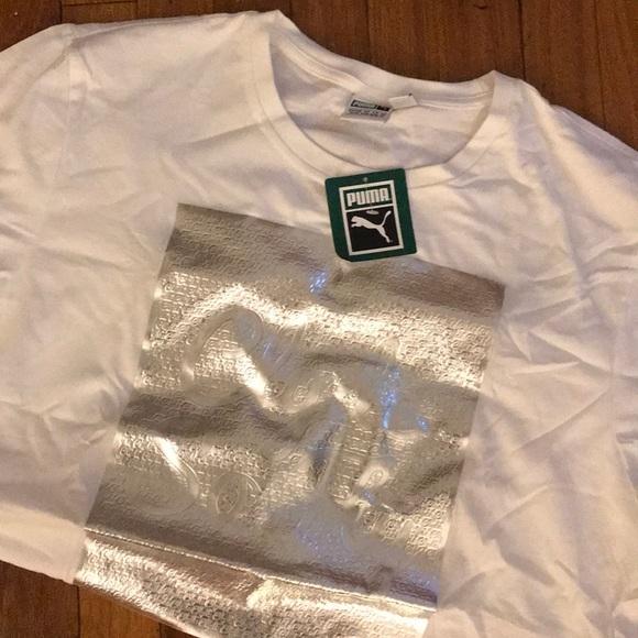 0d2bafe83 Puma Shirts | Limited Edition Clyde So Fly Mens Tshirt | Poshmark